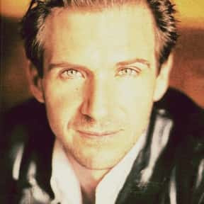 Ralph Fiennes is listed (or ranked) 10 on the list The Greatest Actors Who Have Never Won an Oscar (for Acting)