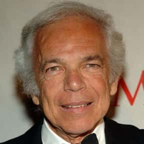 Ralph Lauren is listed (or ranked) 25 on the list The Most Irreplaceable CEOs in the World