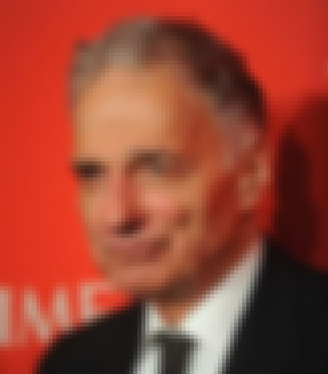 Ralph Nader is listed (or ranked) 6 on the list 31 Celebrities Who Have Had Bell's Palsy