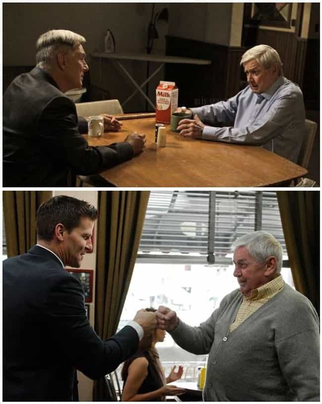 Ralph Waite is listed (or ranked) 1 on the list The Greatest Guest Stars on NCIS, Ranked