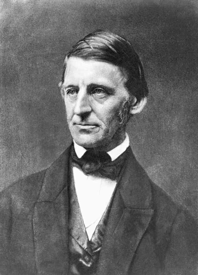 Ralph Waldo Emerson is listed (or ranked) 1 on the list Famous Gay, Lesbian and Bisexual People Born in Boston