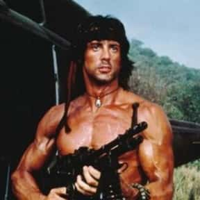 Rambo is listed (or ranked) 1 on the list The Greatest Survivor Characters in Film