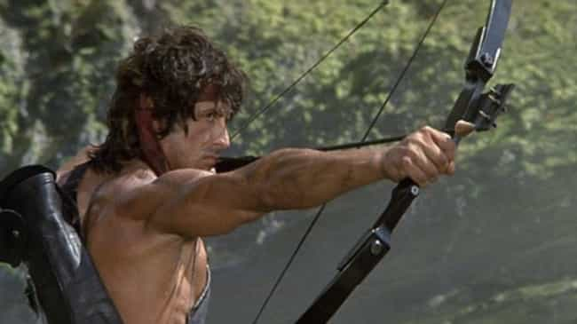 Rambo: First Blood Part II is listed (or ranked) 4 on the list 12 Movies That Were More Than Likely Ghost-Directed