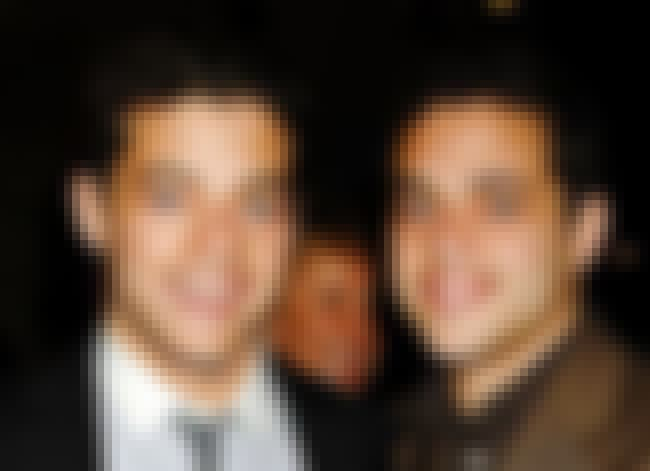 Rami Malek is listed (or ranked) 1 on the list 20 Pictures of Celebrities Who Have Identical Twins