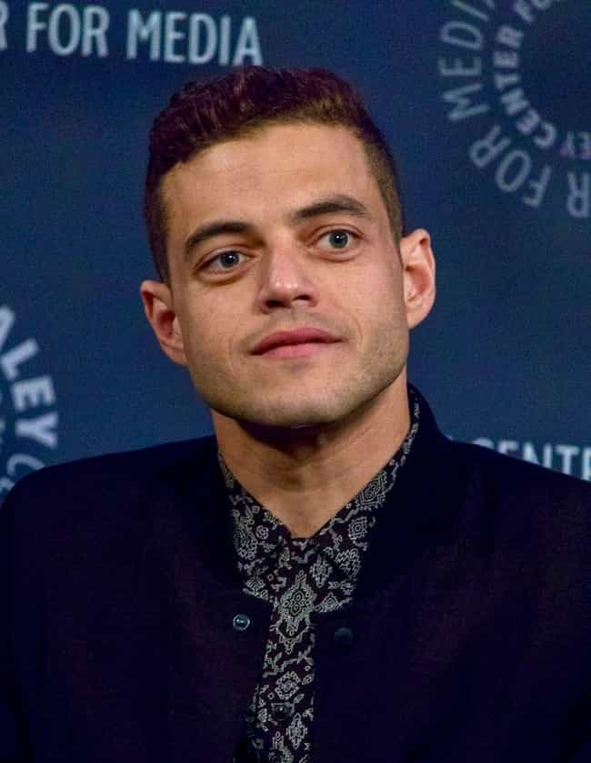 Rami Malek is listed (or ranked) 1 on the list 13 Pictures of Celebrities Who Have Identical Twins