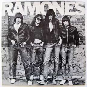 Ramones is listed (or ranked) 16 on the list The Strangest Opening Act Bookings Ever