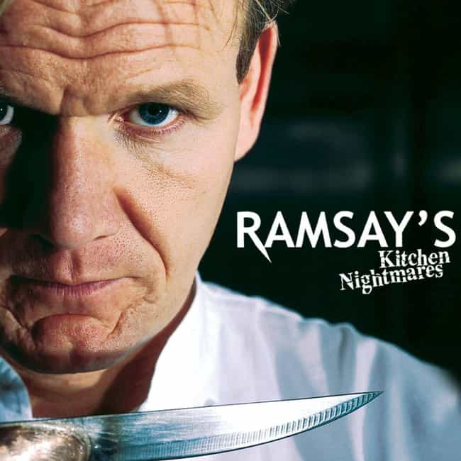 Ramsay's Kitchen Nightma... is listed (or ranked) 4 on the list Turn Things Around With The Best Shows About Saving Failing Businesses