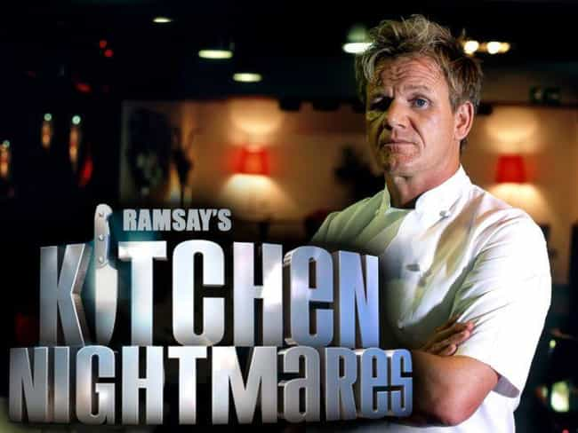 Ramsay's Kitchen Nightmares is listed (or ranked) 4 on the list What to Watch If You Love 'MasterChef'