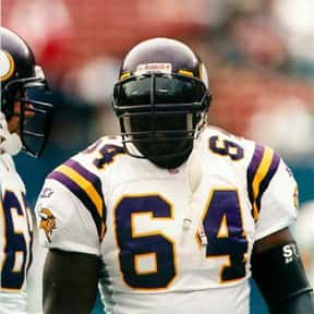 Randall McDaniel is listed (or ranked) 6 on the list The Best Minnesota Vikings Of All Time