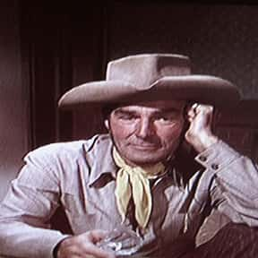 Randolph Scott is listed (or ranked) 12 on the list The Greatest Western Movie Stars