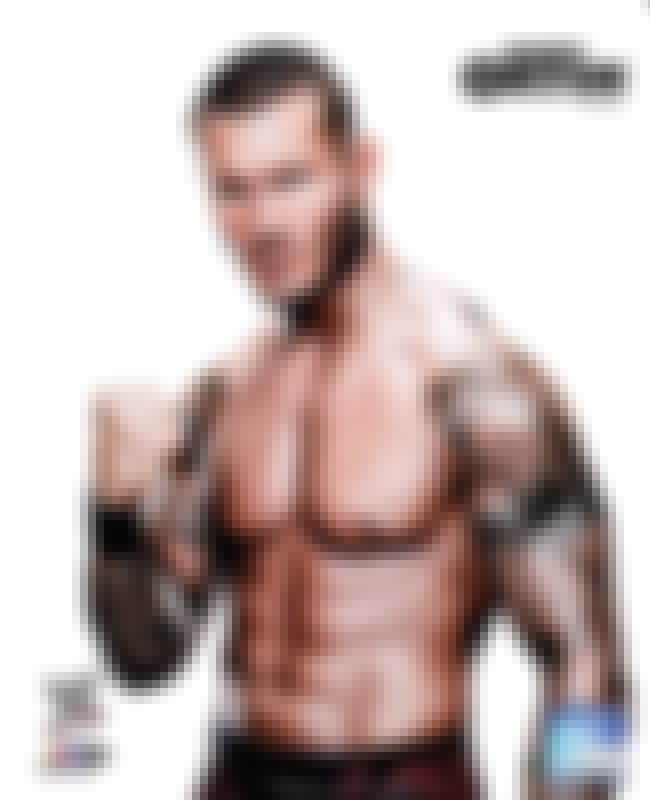 Randy Orton is listed (or ranked) 4 on the list The Hottest Wrestlers of All Time