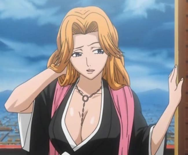 Rangiku Matsumoto Is Listed Or Ranked  On The List The Hottest Bleach Babes