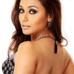 Rani Mukerji is listed (or ranked) 3 on the list Famous Film Actors From Kolkata