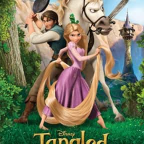 Tangled is listed (or ranked) 12 on the list The Greatest Female-Led Comedy Movies