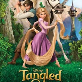 Tangled is listed (or ranked) 21 on the list The Greatest Romantic Comedies Of All Time