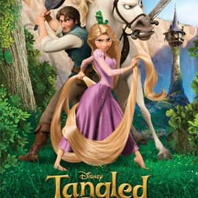 Tangled is listed (or ranked) 6 on the list The Best Disney Animated Movies