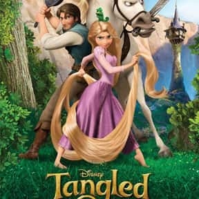 Tangled is listed (or ranked) 10 on the list Good Movies for 4-Year-Olds