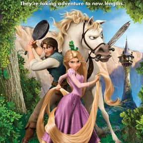 Tangled is listed (or ranked) 3 on the list The Best Princess Movies