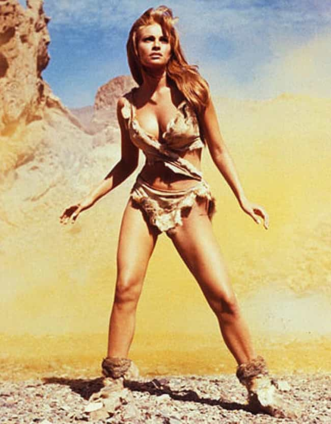 Raquel Welch is listed (or ranked) 3 on the list Which Celeb Has The Most Beautiful Legs?