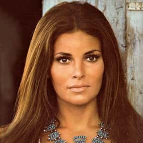 Raquel Welch is listed (or ranked) 12 on the list The Most Beautiful Women of All Time