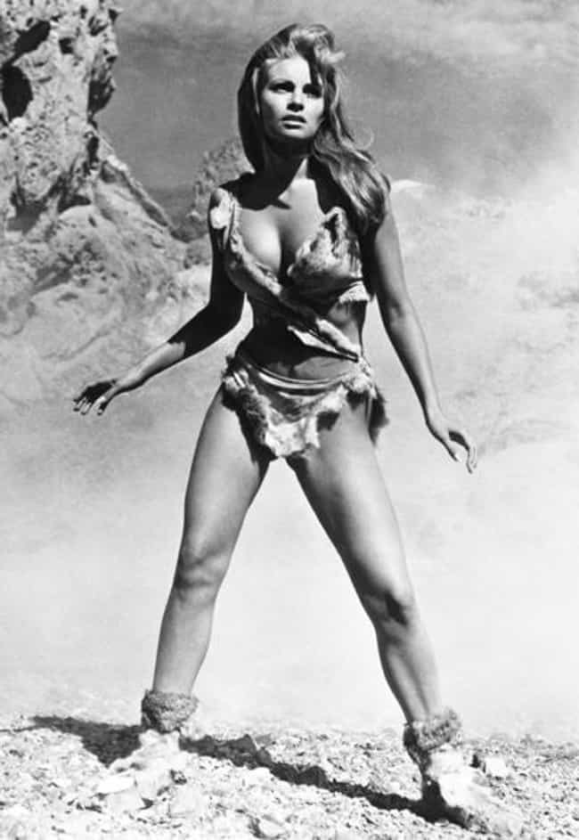 Raquel Welch is listed (or ranked) 1 on the list The Hottest Models From Illinois