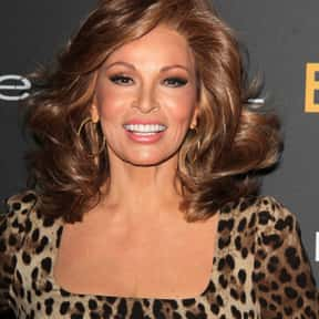 Raquel Welch is listed (or ranked) 1 on the list Celebrity Women Over 60 You Wouldn't Mind Your Dad Dating