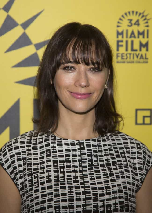 Rashida Jones is listed (or ranked) 3 on the list 20 Celebrities Who Went to Harvard