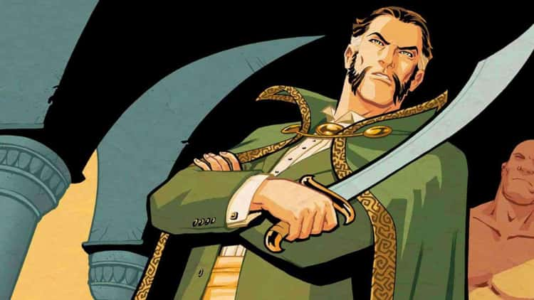 Ra's Al Ghul - His Code Gone Mad