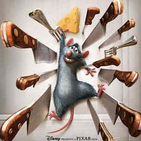 Ratatouille is listed (or ranked) 1 on the list The Funniest Movies About Animals
