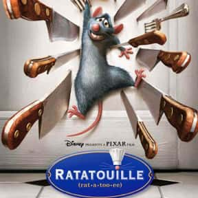 Ratatouille is listed (or ranked) 13 on the list The Best Movies for Toddlers