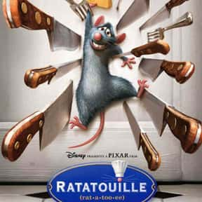 Ratatouille is listed (or ranked) 4 on the list The Best Movies for Families