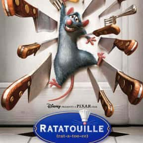 Ratatouille is listed (or ranked) 11 on the list The Best Movies for 3-Year-Olds