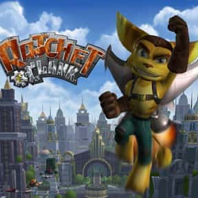 Ratchet & Clank is listed (or ranked) 11 on the list The Best PlayStation 4 Action Games