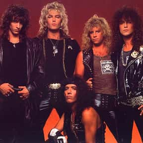 Ratt is listed (or ranked) 8 on the list The Best Hair Metal Bands Of All Time
