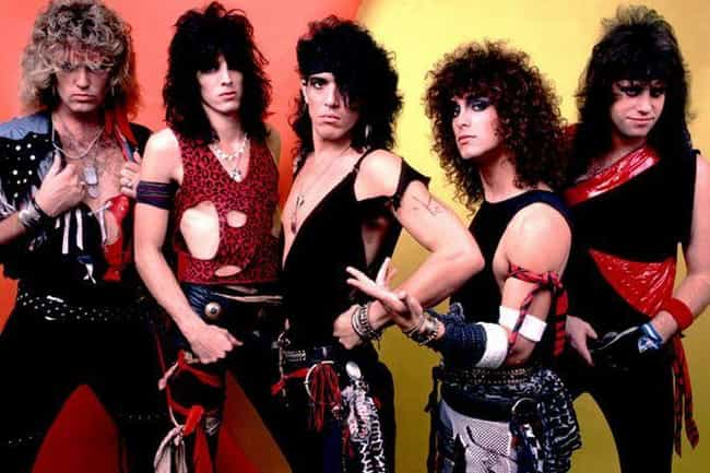 Ratt is listed (or ranked) 3 on the list The Funniest '80s Glam Band Photos Ever