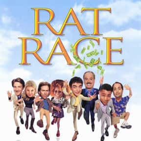 Rat Race is listed (or ranked) 10 on the list The Best Rowan Atkinson Movies