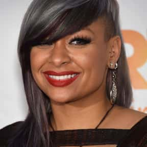 Raven-Symoné is listed (or ranked) 4 on the list Famous People From Atlanta