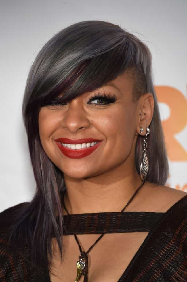 Raven-Symoné is listed (or ranked) 4 on the list Famous Female Voice Actors