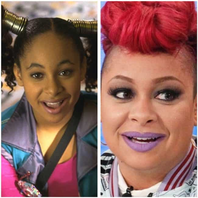 Raven-Symoné is listed (or ranked) 3 on the list The Cast Of 'Zenon: Girl Of The 21st Century' - Where Are They Now?