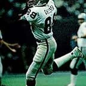 Raymond Chester is listed (or ranked) 9 on the list The Best NFL Tight Ends of the '70s