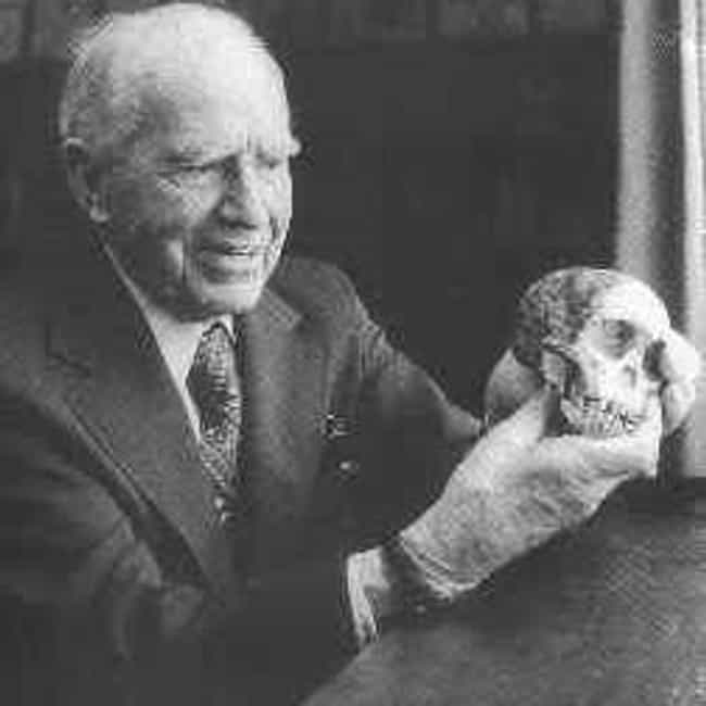 Raymond Dart is listed (or ranked) 3 on the list List of Famous Anatomists