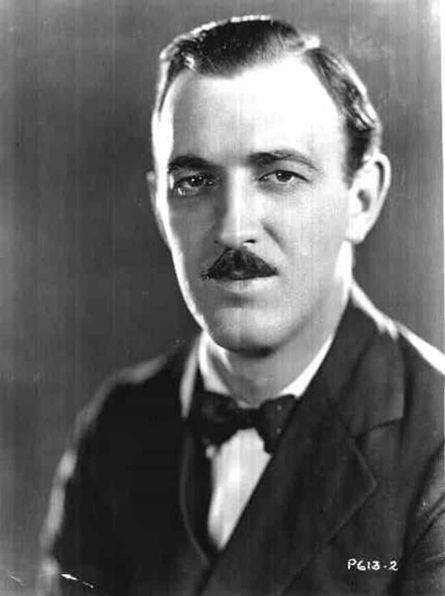 Raymond Griffith is listed (or ranked) 3 on the list Famous People Who Died of Asphyxiation