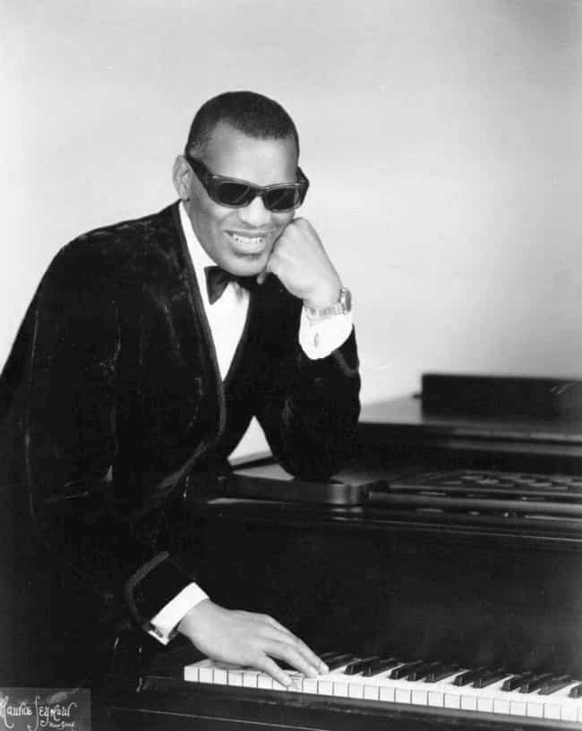 Ray Charles is listed (or ranked) 1 on the list Famous Blind People