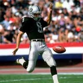 Ray Guy is listed (or ranked) 7 on the list List of Famous Football Punters