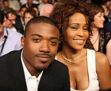 Ray J is listed (or ranked) 1 on the list Whitney Houston Loves and Hookups