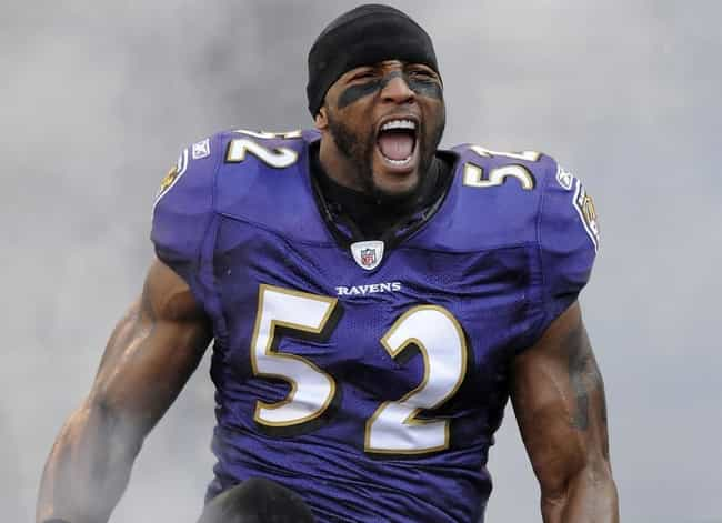 Ray Lewis is listed (or ranked) 3 on the list Athletes Who Have Killed People