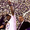 Ray Lewis is listed (or ranked) 25 on the list The Best Super Bowl MVPs of All Time
