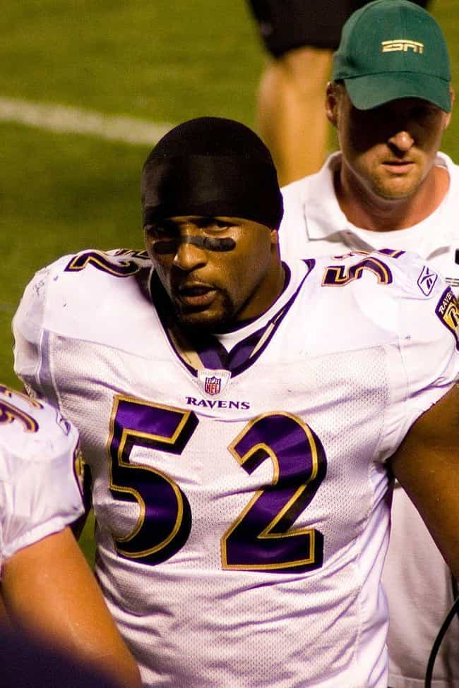 Ray Lewis is listed (or ranked) 2 on the list Athletes Who Have Killed People