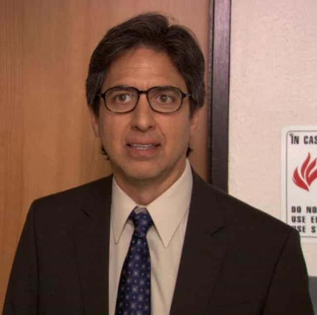 Ray Romano is listed (or ranked) 4 on the list 17 People You Forgot Guest Starred on The Office