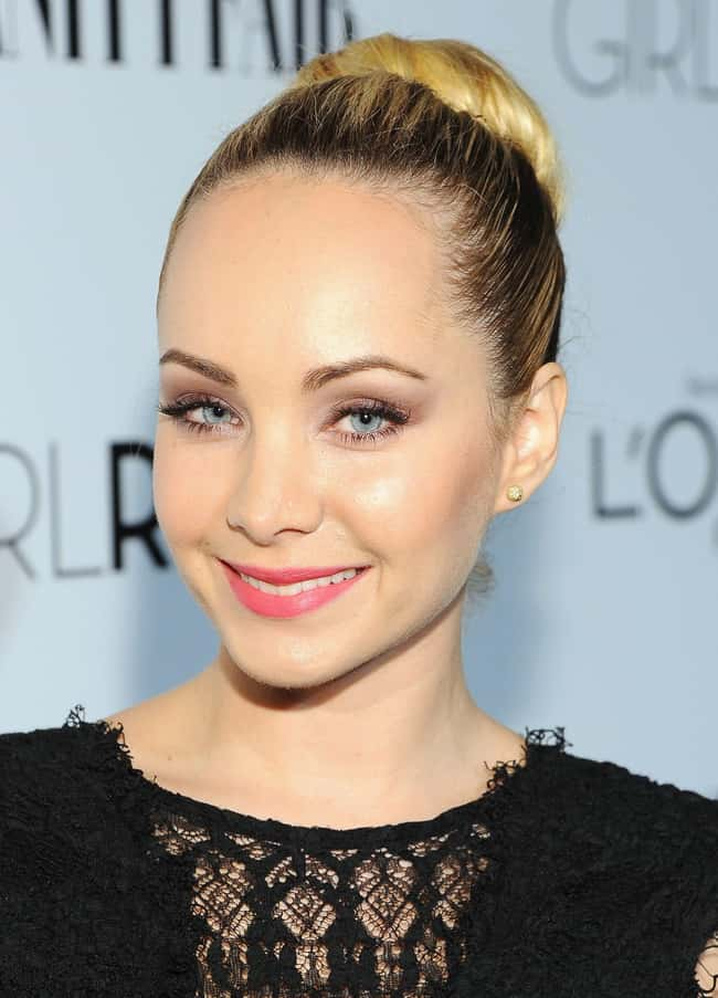 Ksenia Solo is listed (or ranked) 89 on the list The Most Captivating Celebrity Eyes (Women)